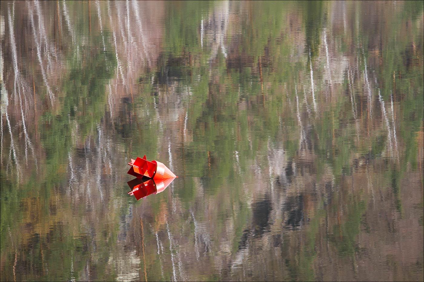 Влтава, тихая вода