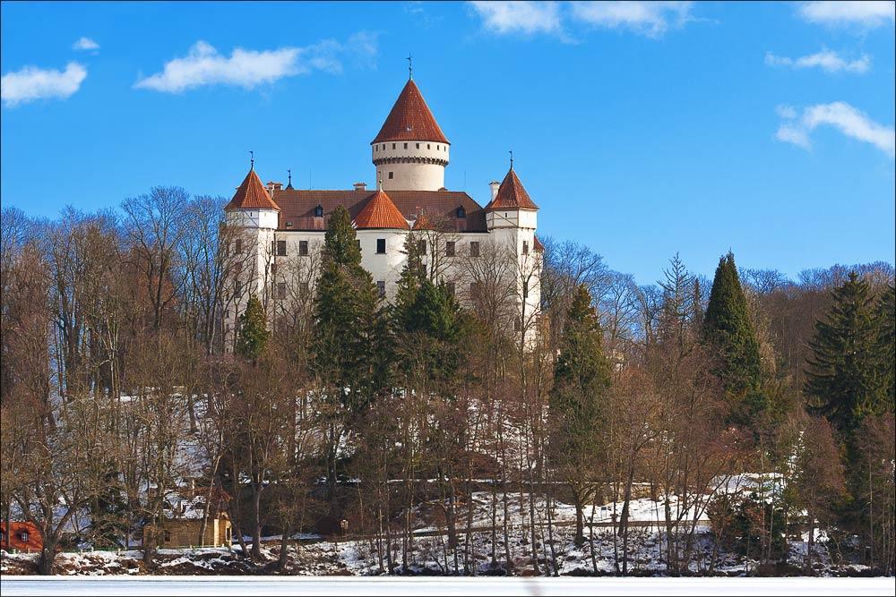 Конопиштский замок, Чехия