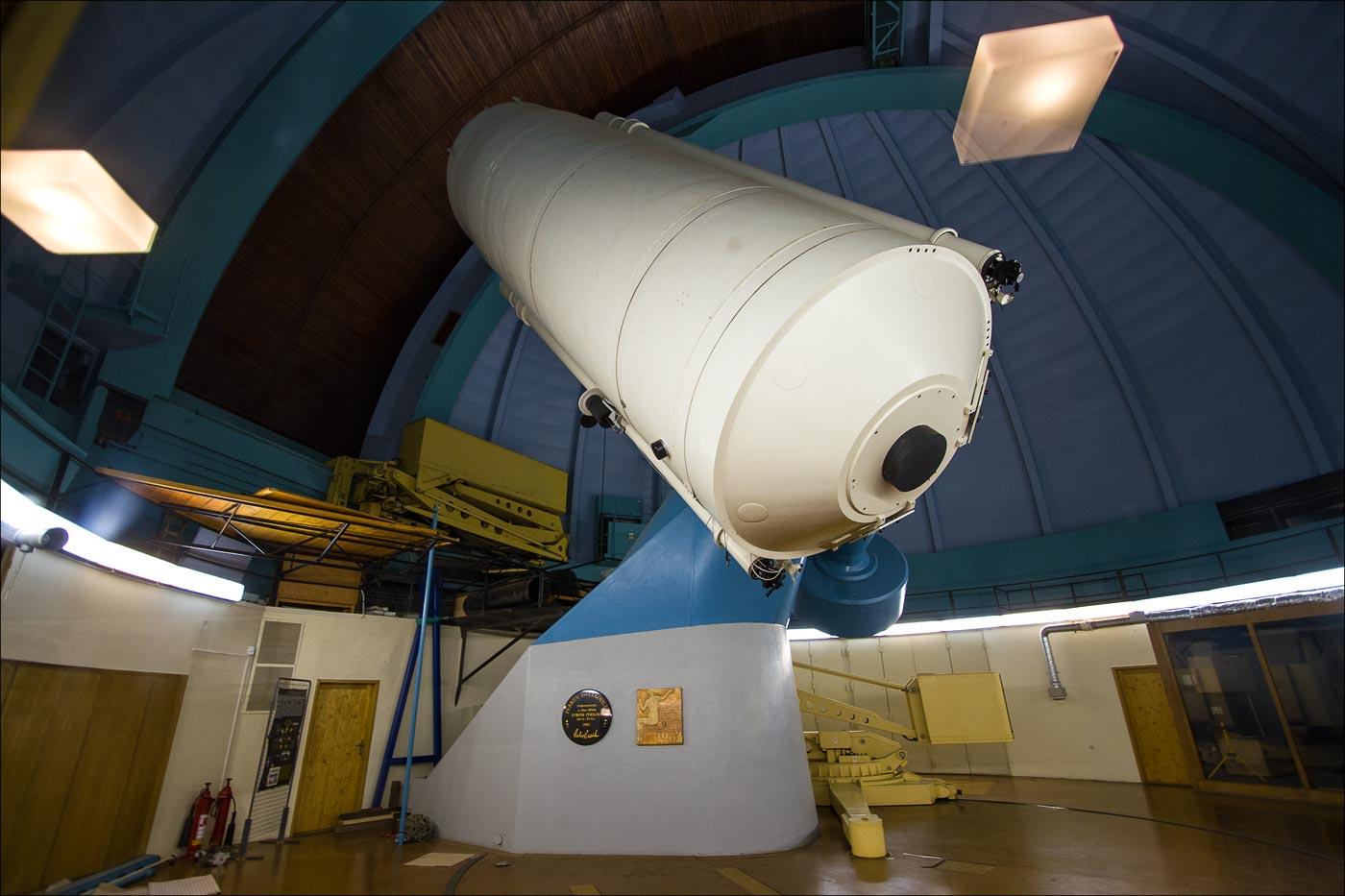 Чехия. Астрономическая обсерватория в Ондржейове