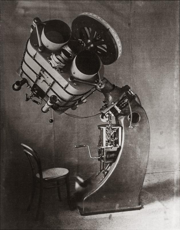 Двойной астрограф конструкции Яна и Йозефа Фрич, астрономическая обсерватория в Ондржейове, Чехия