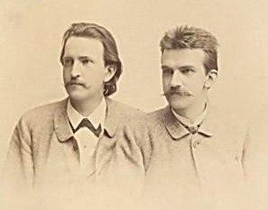 Братья Йозеф и Ян Фрич