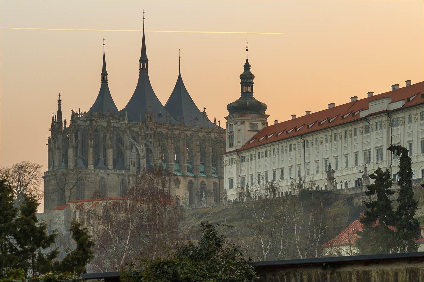 Костел Святой Барбары, Кутна Гора, Чехия