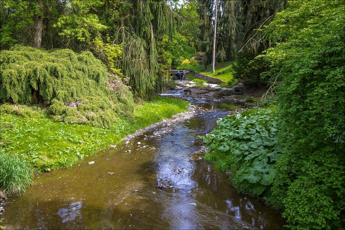 Пругоницкий парк, Чехия
