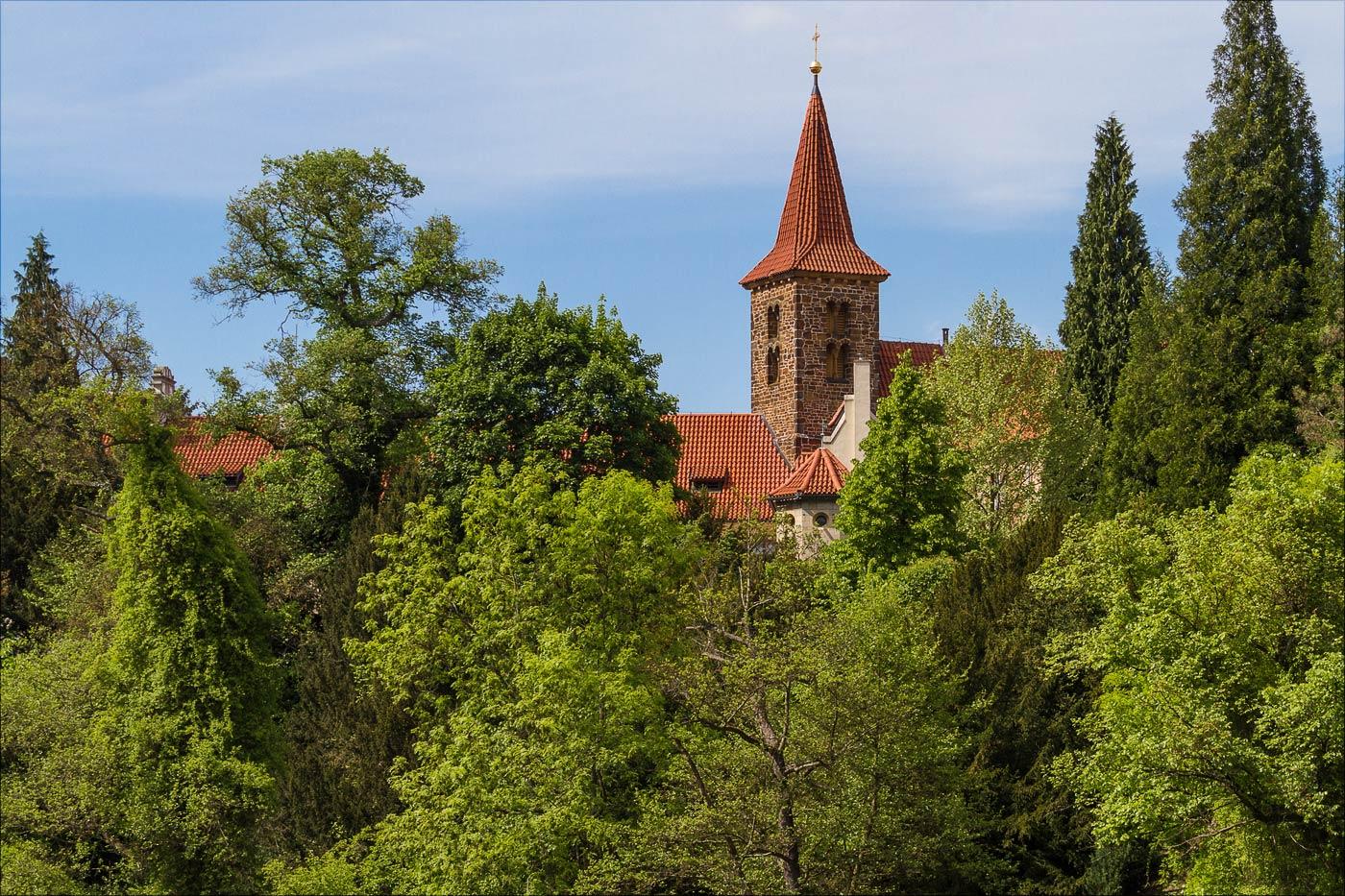Пругоницкий замок, Чехия