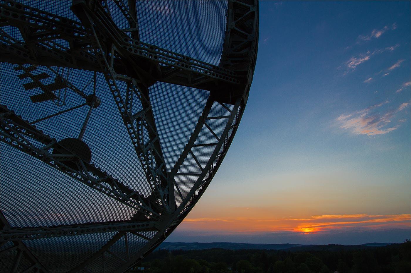 Астрономическая обсерватория Ондржейов, Чехия