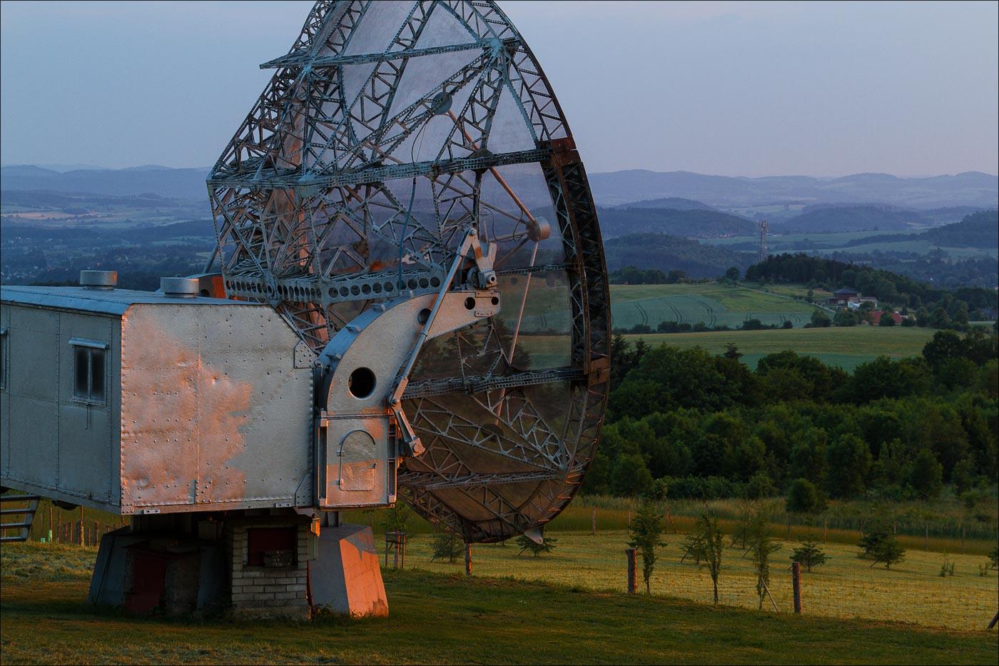 Астрономическая обсерватория в Ондржейове, Чехия