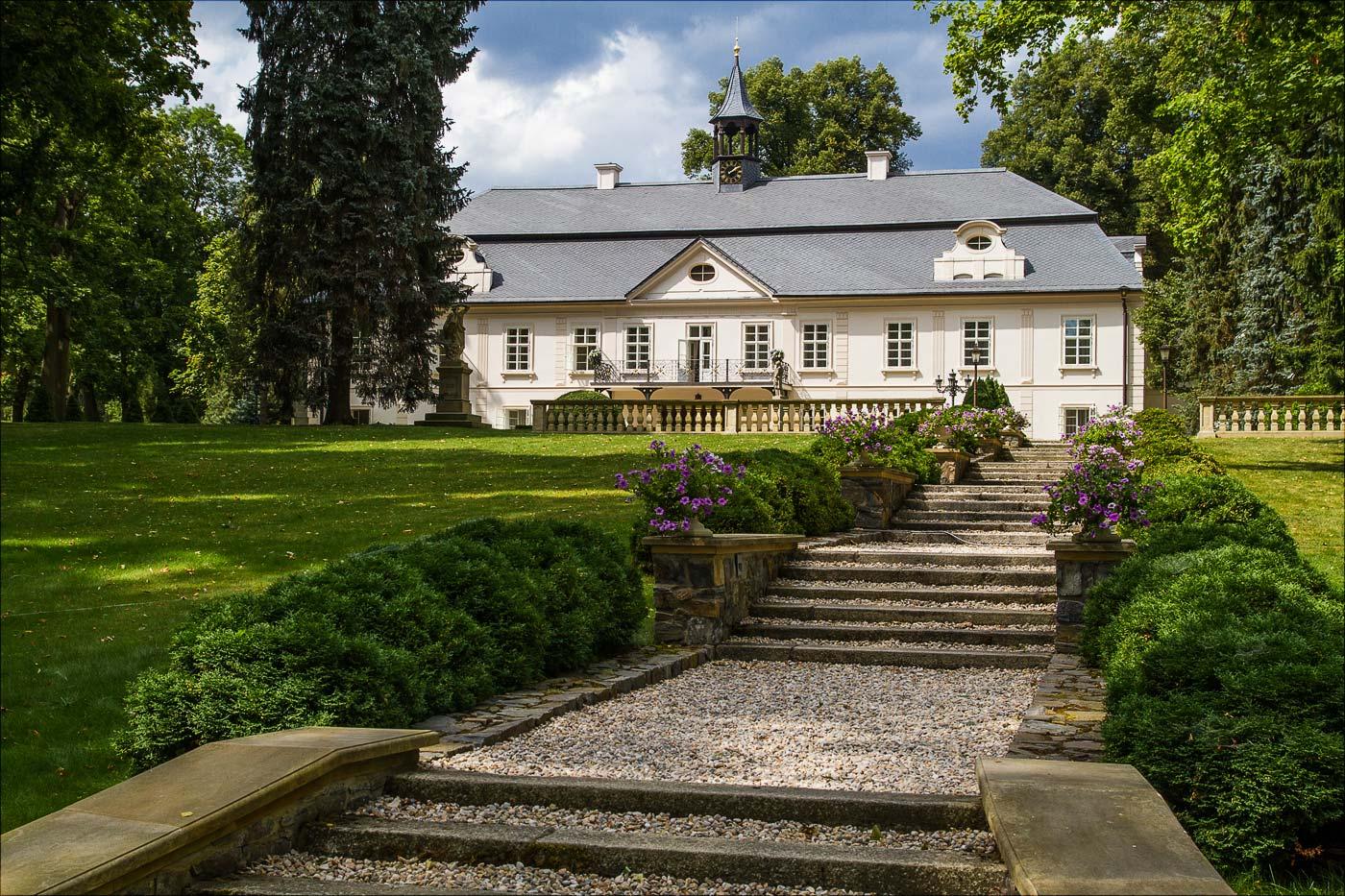 Усадьба Яблонна над Влтавой, Чехия