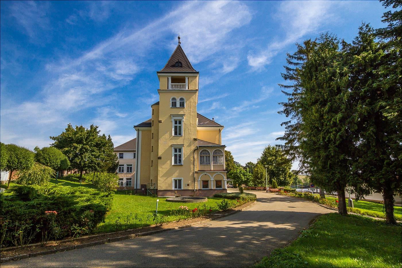 Дом престарелых, Радкова Лгота, Моравия, Чехия