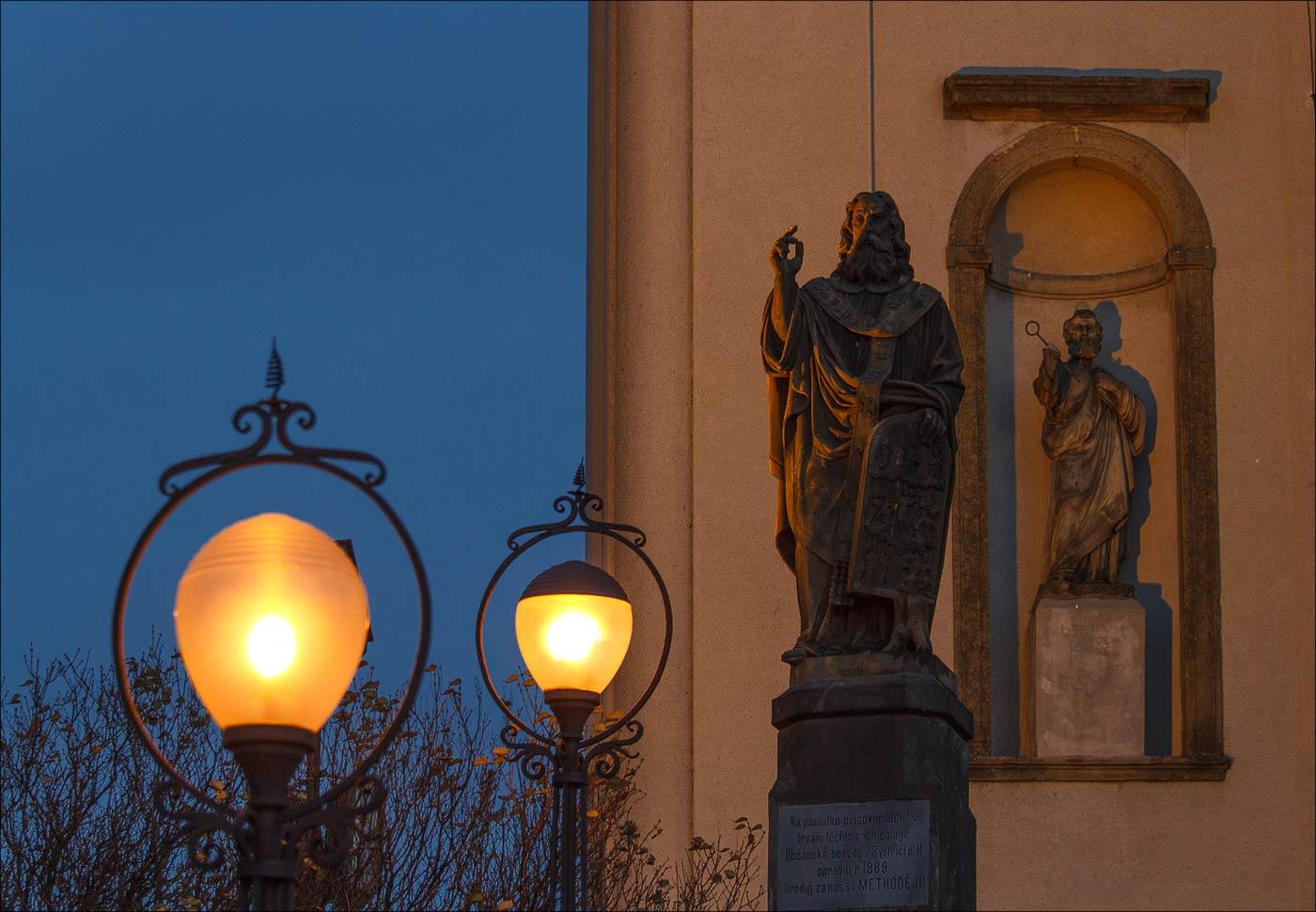 Базилика Вознесения Девы Марии на горе Святой Гостин, Моравия