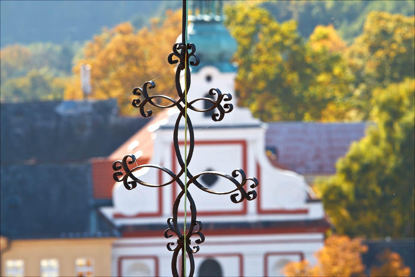 Осень в Таборе, Чехия