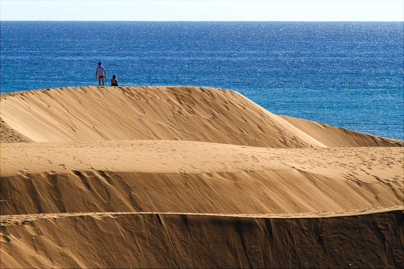Дюны Маспаломас на Гран Канария