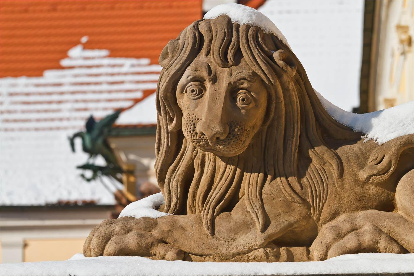 Влашимские львы