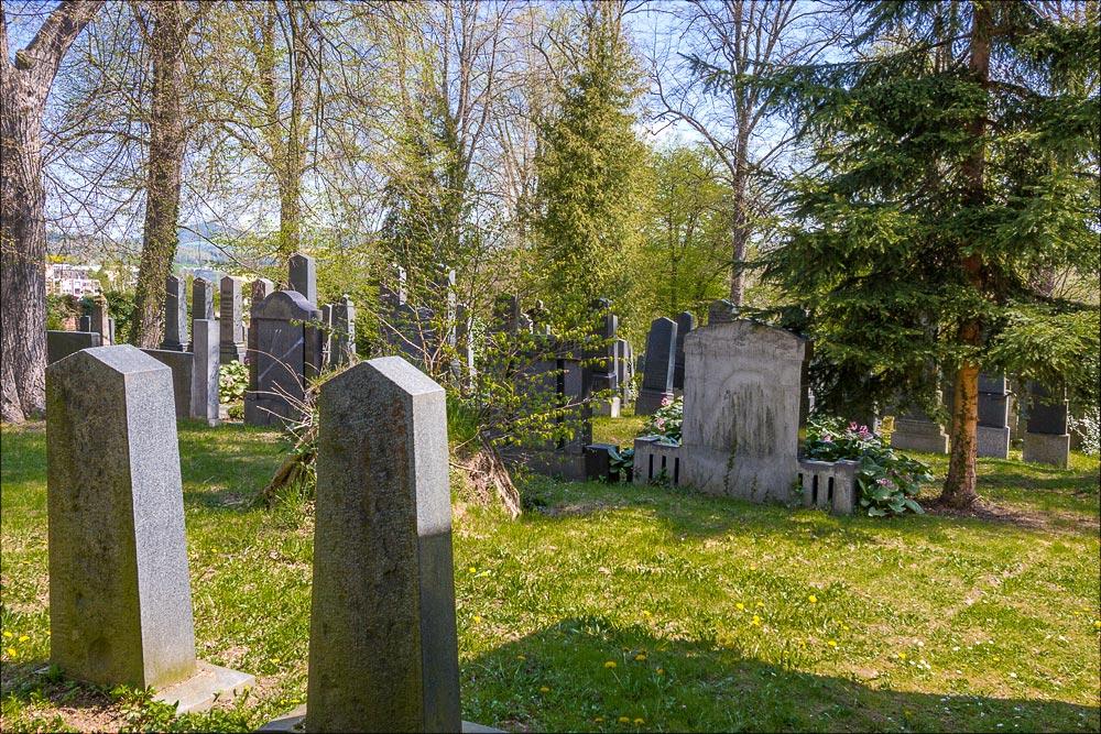 Еврейское кладбище, Бенешов, Чехия | Židovský hřbitov, Benešov, Česká republika