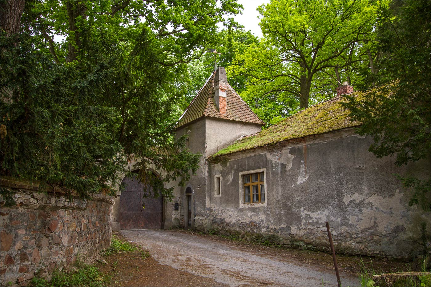 Замок Лишно