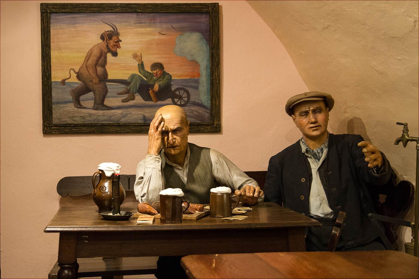 Музей пивоварения, Плзень