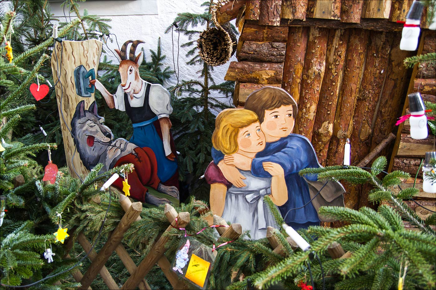 Рождественские сценки, Майсен