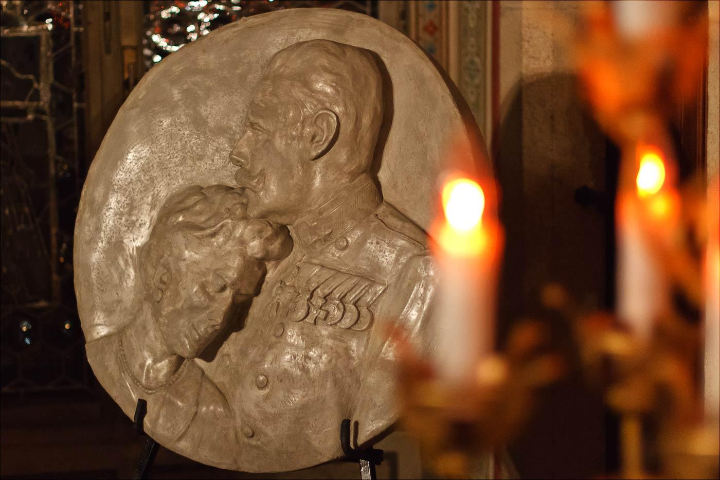 Замок Конопиште, вечер памяти эрцгерцога Франца Фердинанда и его жены Софи