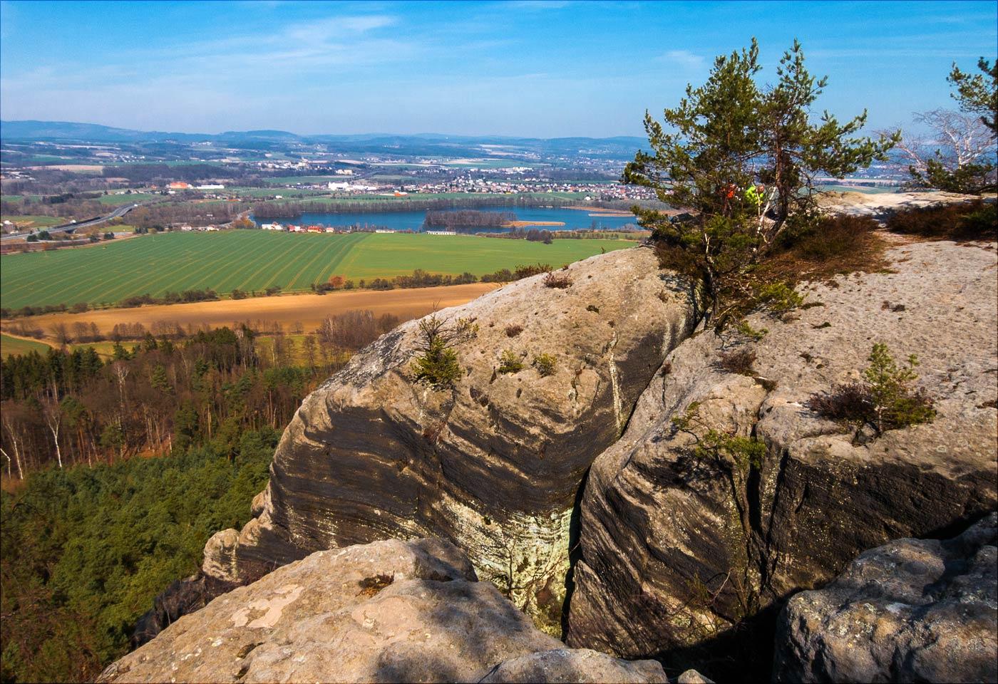 Скальный заповедник «Чешский рай»