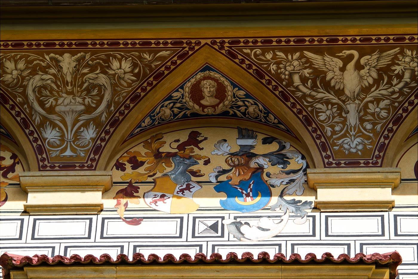 Пругоницкий дворец