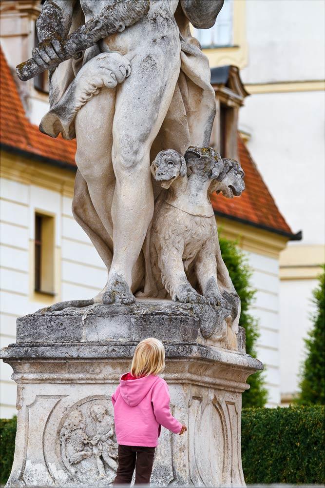 Замок Валтице, Южная Моравия