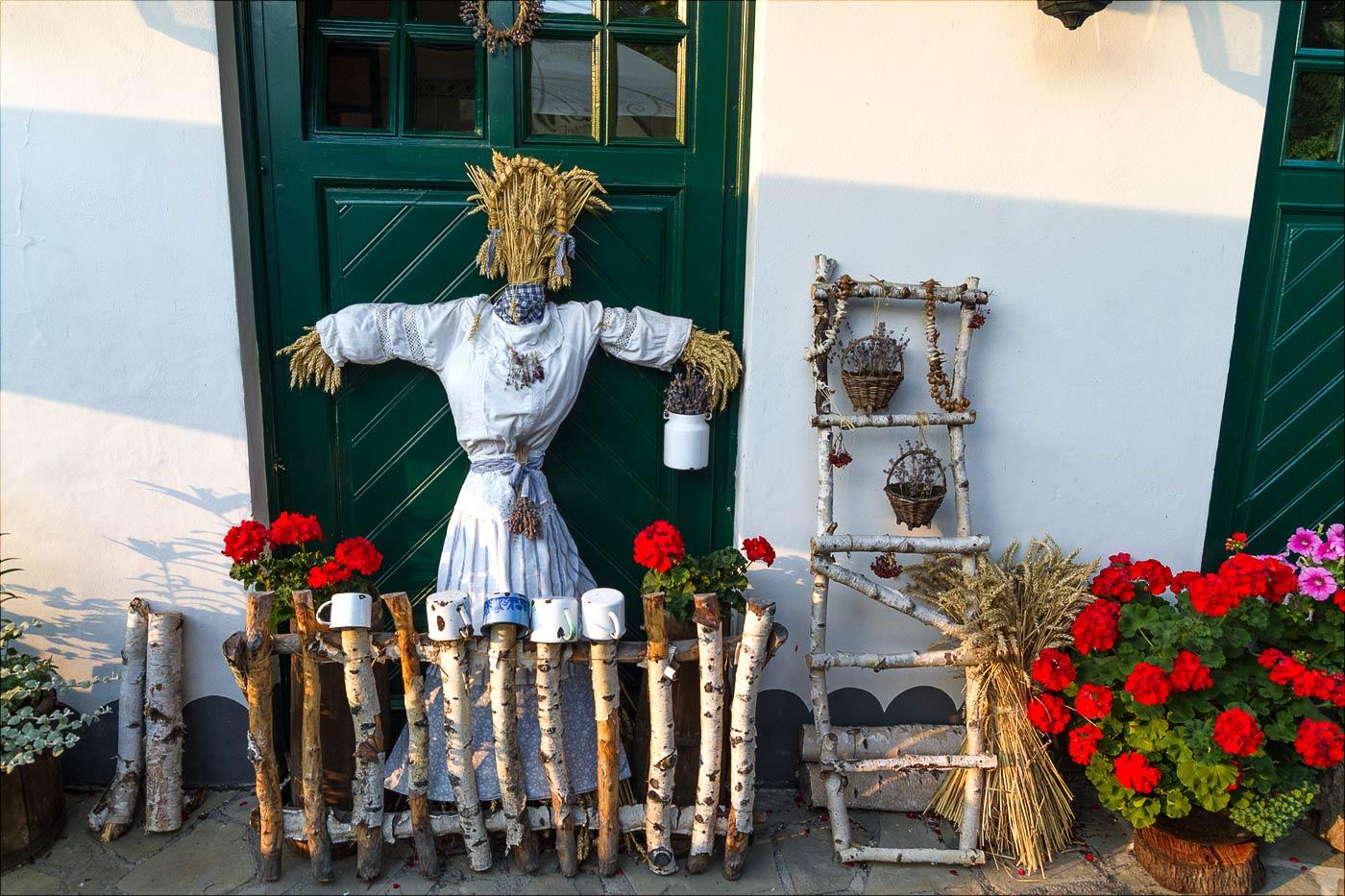 Пансион Брусенка в Моравии