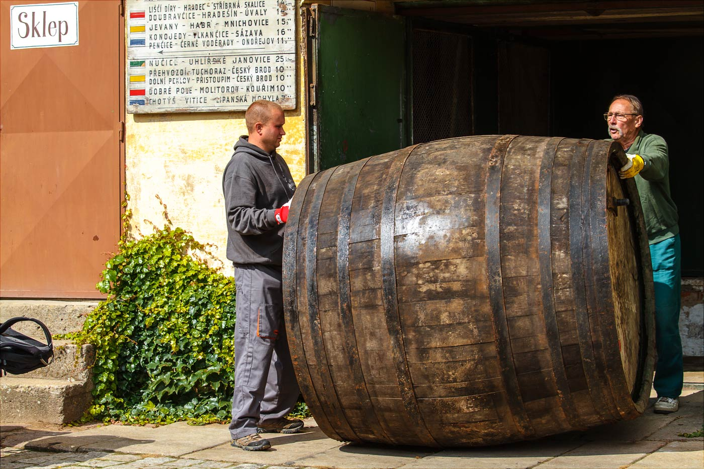 Ежегодные славности в пивоваре Костелец над Черными Лесы