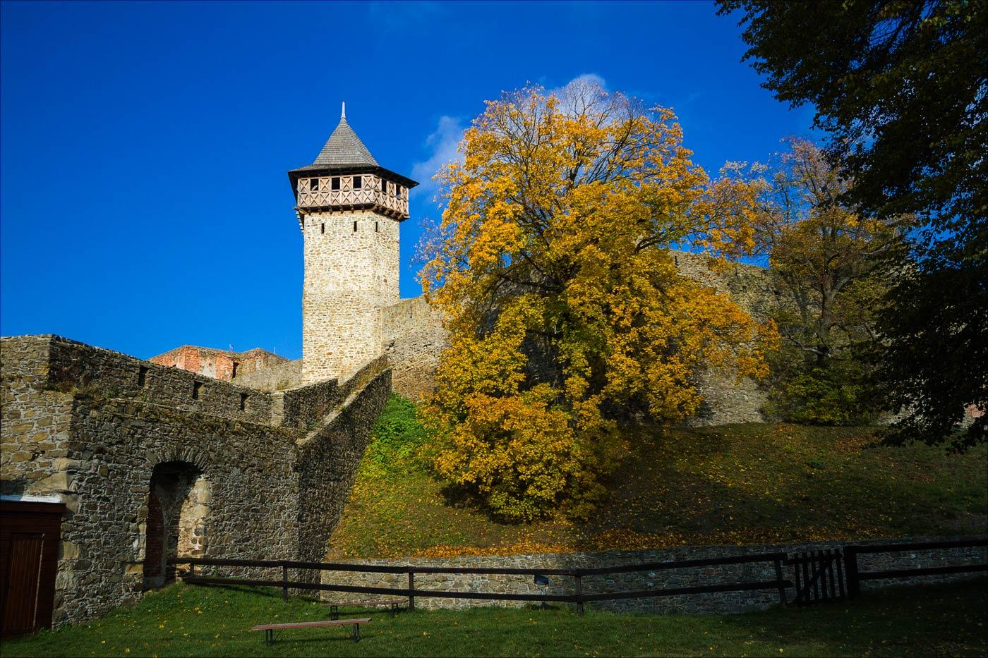 Крепость Гельфштын