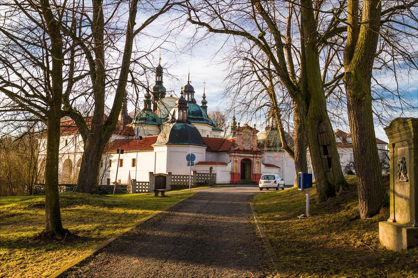 Паломнический монастырь Клокоты у Табора