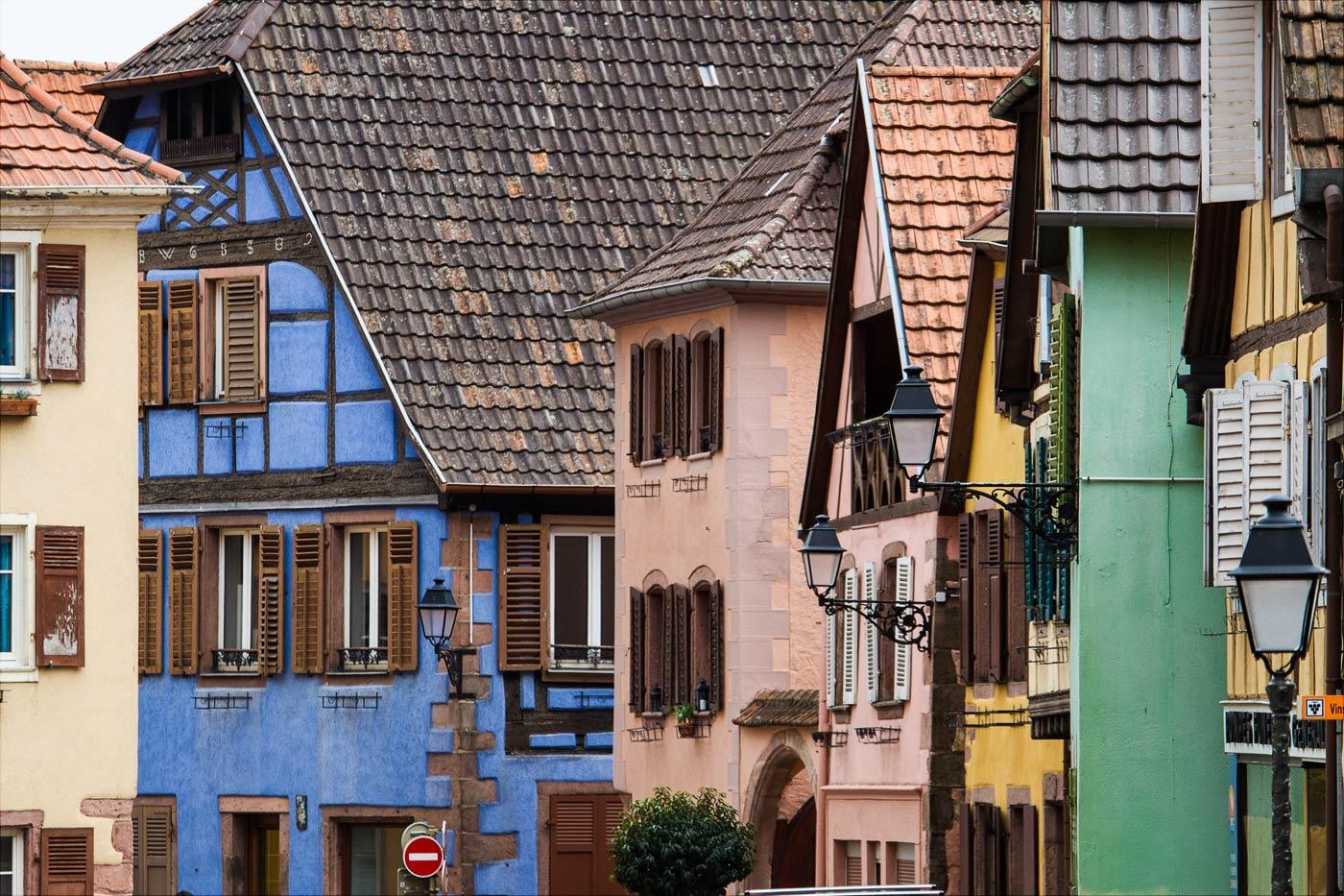 Рибовилле, Эльзас, Франция