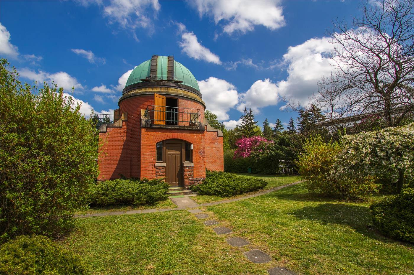 Астрономическая обсерватория в Ондржейове