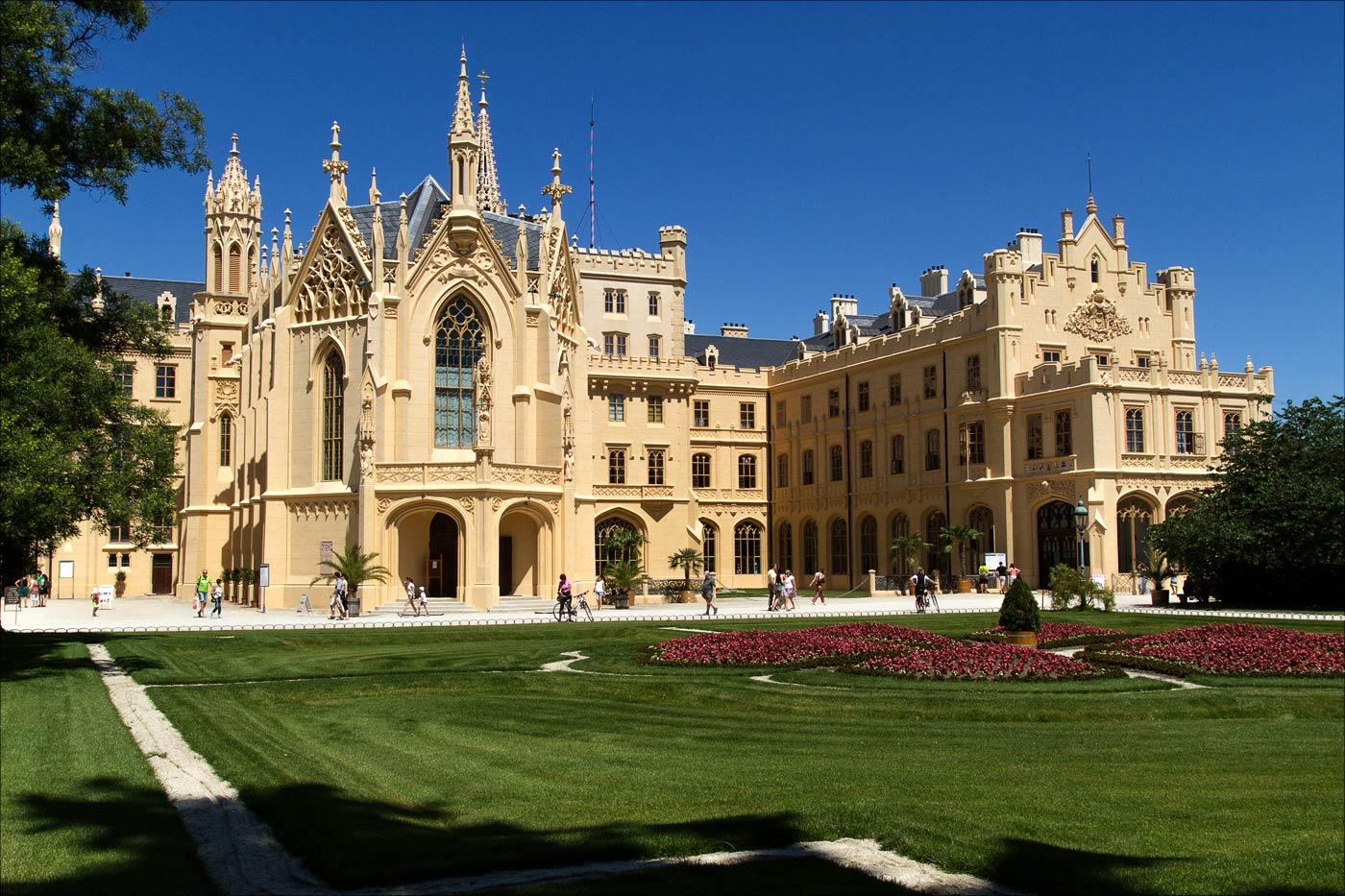 Дворец Леднице