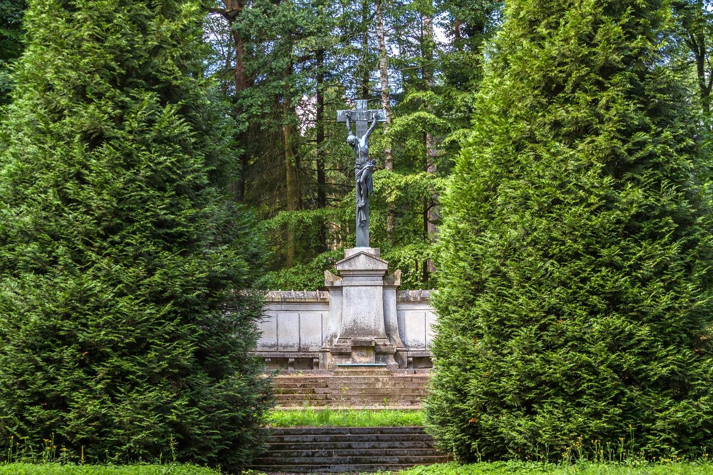Каменице, гробница барона Рингхоффера