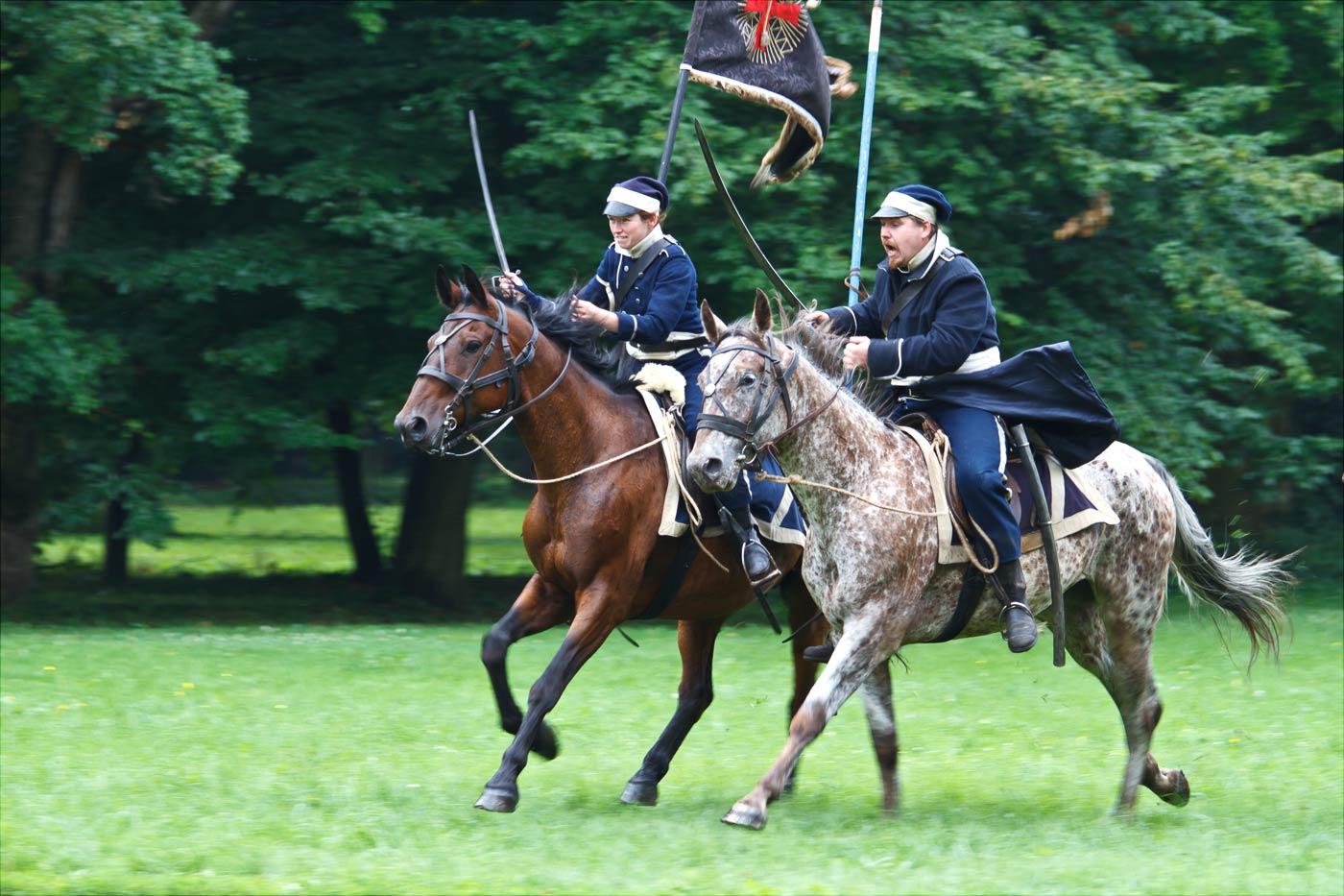 Наполеоновские дни, Славков у Брна (Аустерлиц)