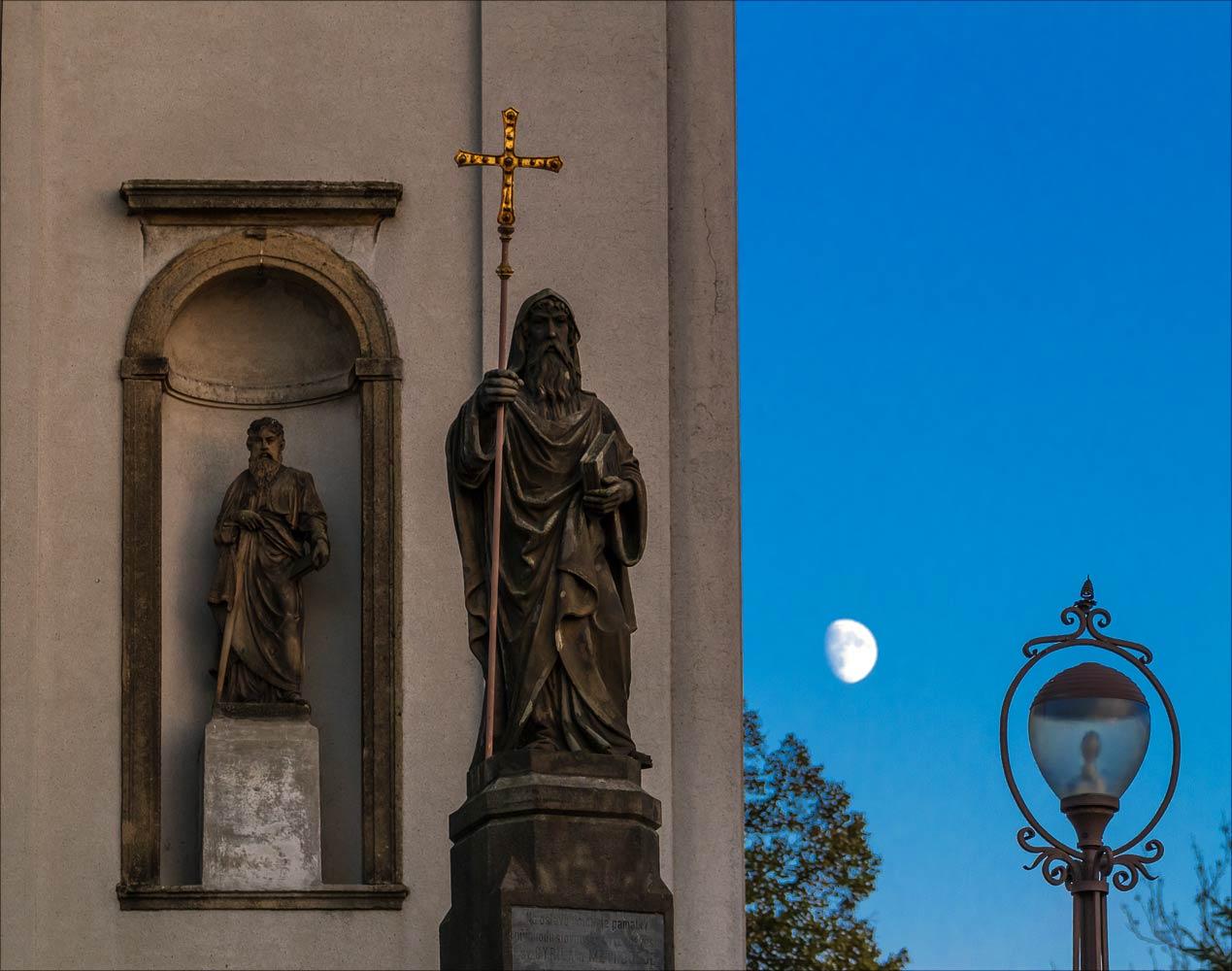 Базилика Вознесения Девы Марии на горе Святой Гостин