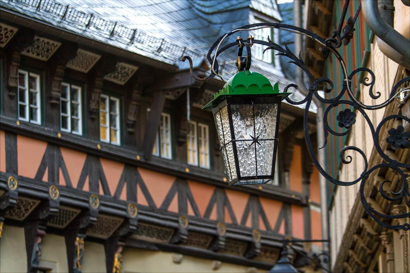 Старый город, Кведлинбург, Германия