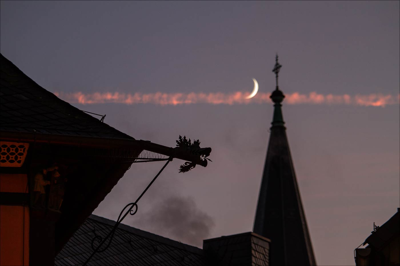 Ночь пред Рождеством, Кведлинбург, Германия