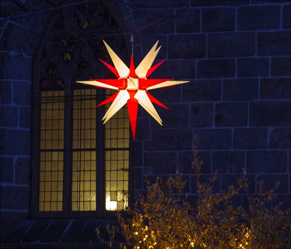 Гернхутская звезда, Вернигероде, Германия