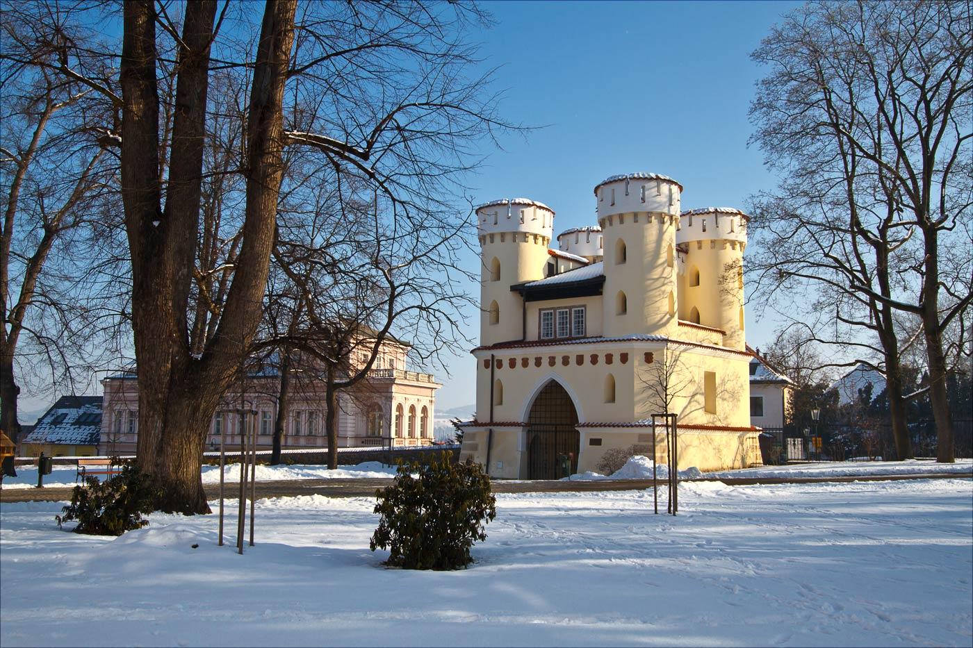 Замок Влашим