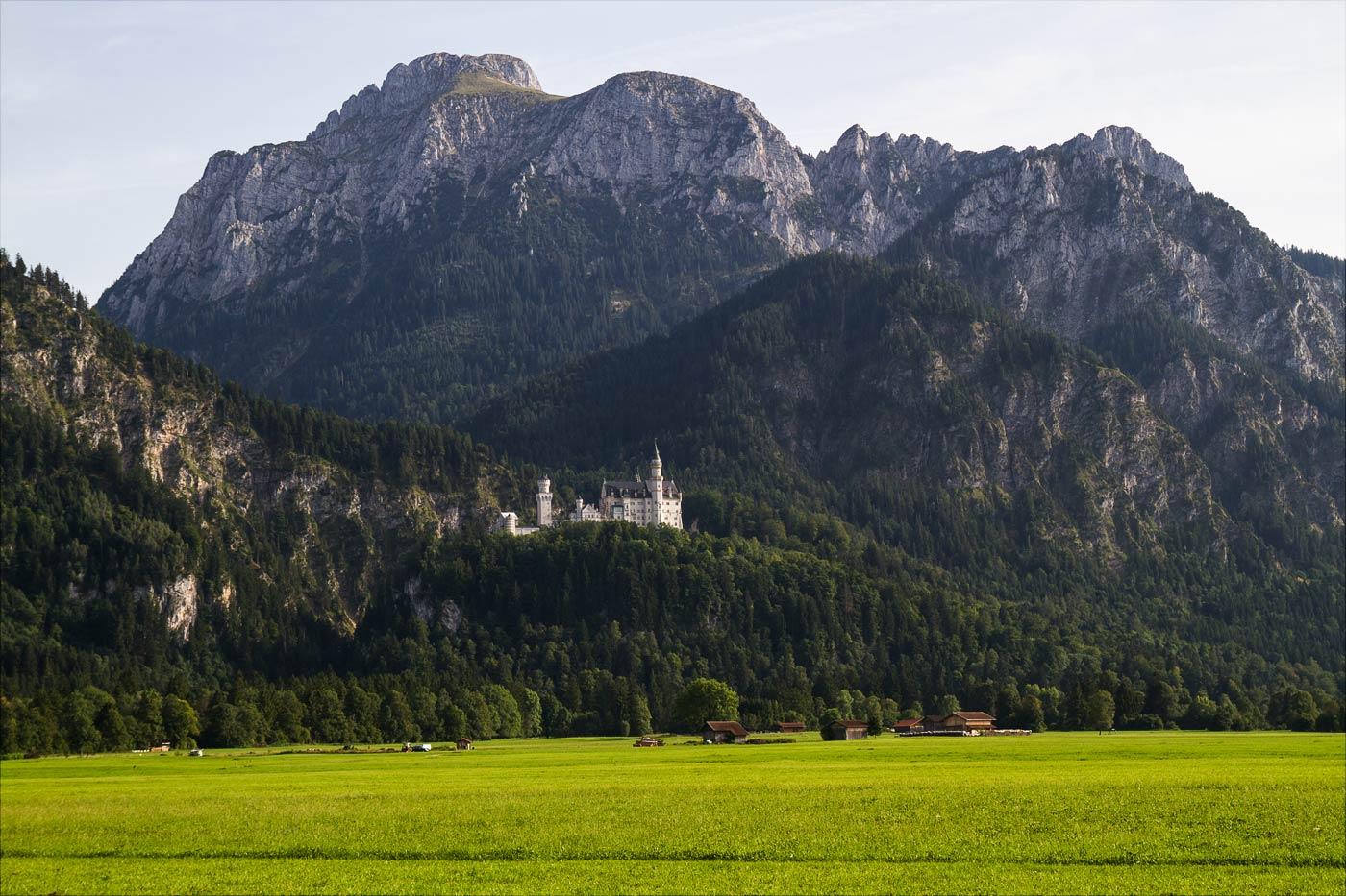 Германия, Замок Нойшванштейн