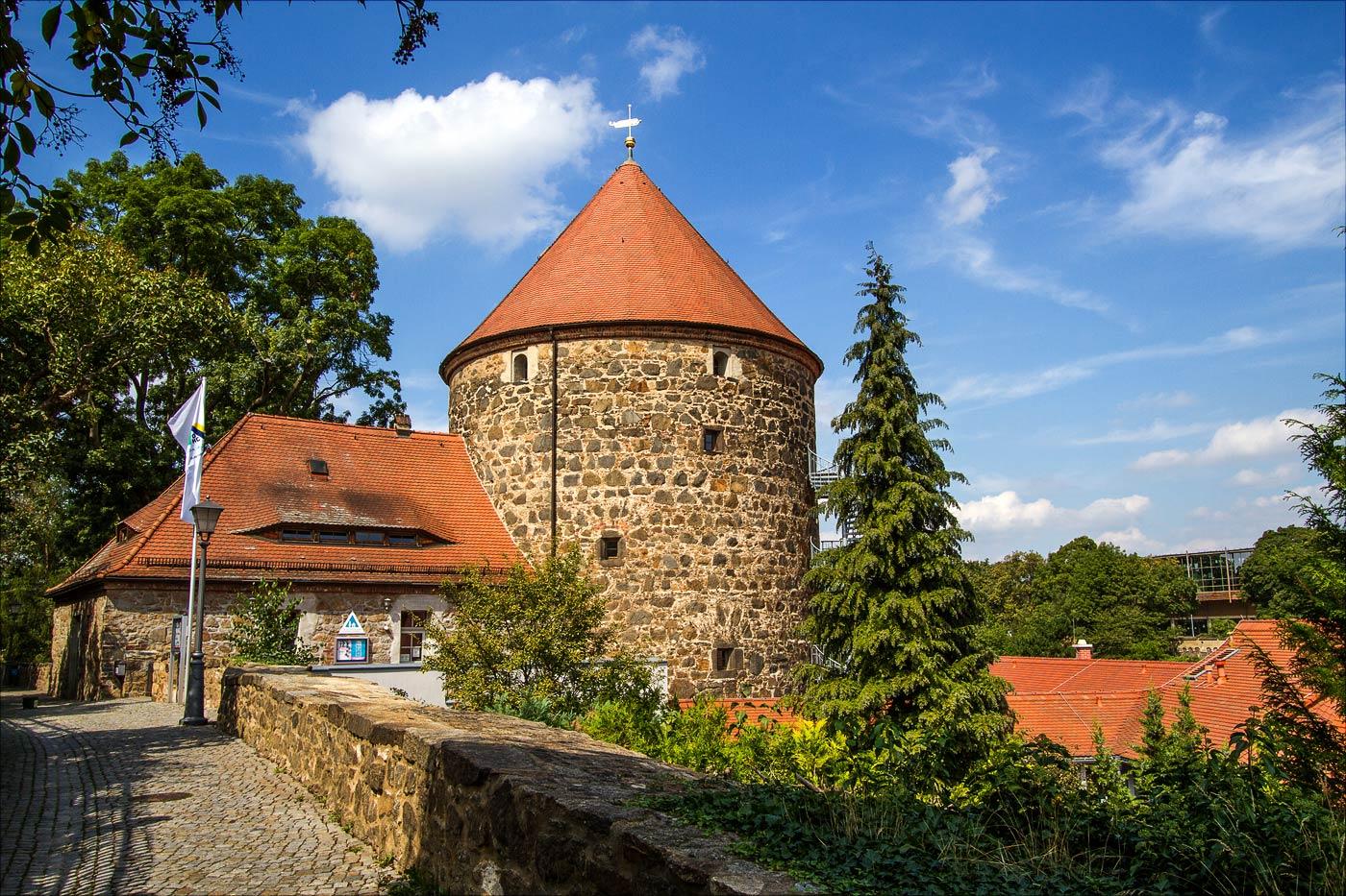 Баутцен - город башен, Саксония