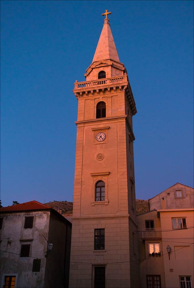 Старый город. Сень, Хорватия