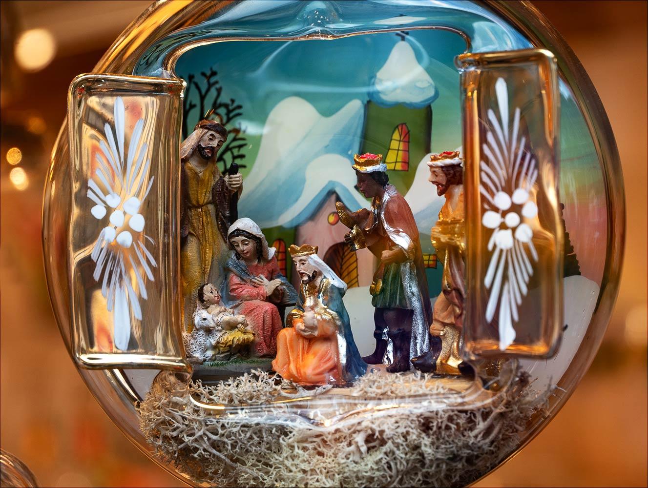 Рождественские елочные украшения