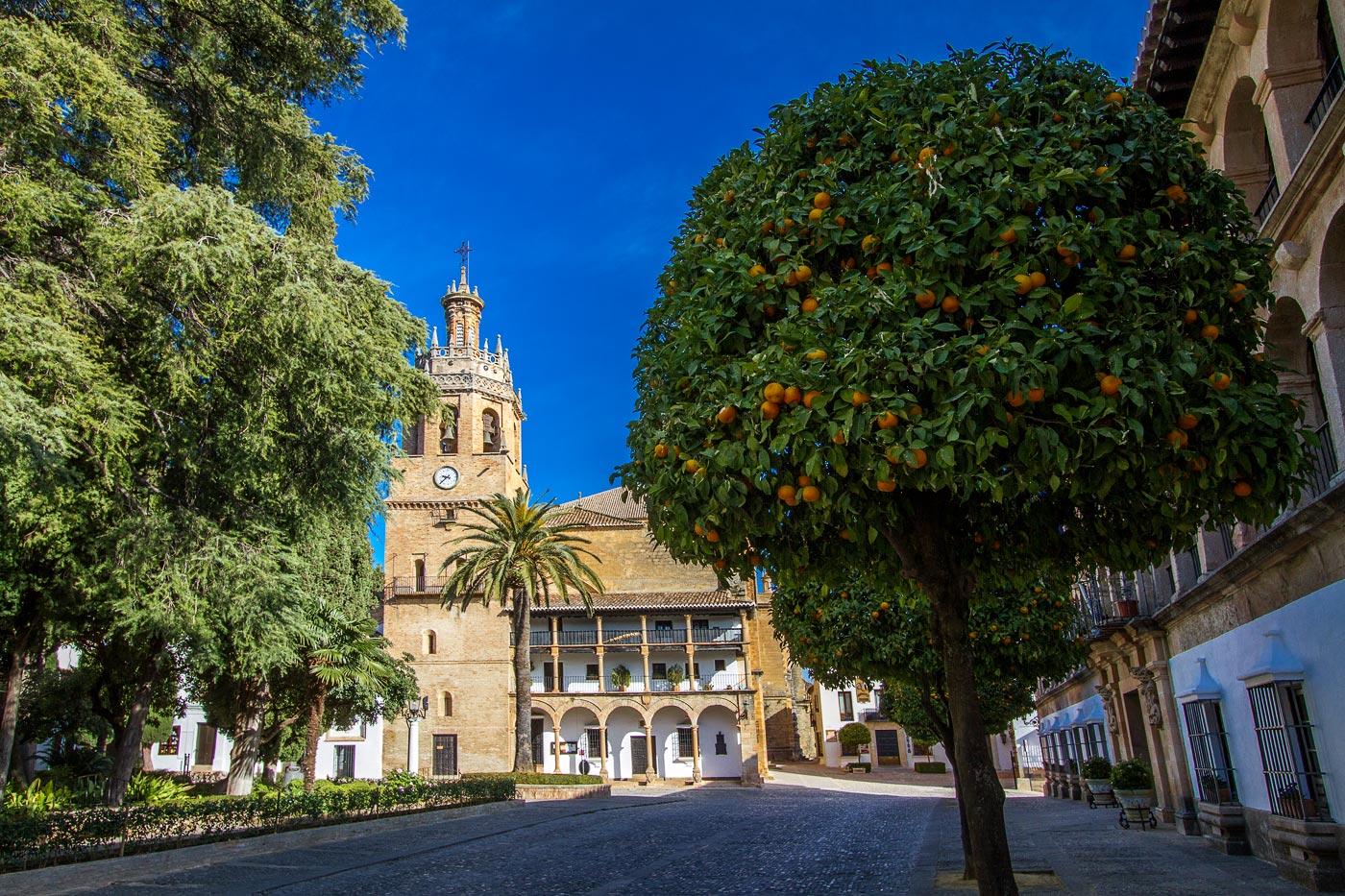Испания, Андалусия, Ронда