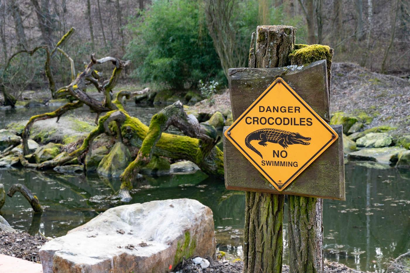 Рання весна в Злинском зоопарке