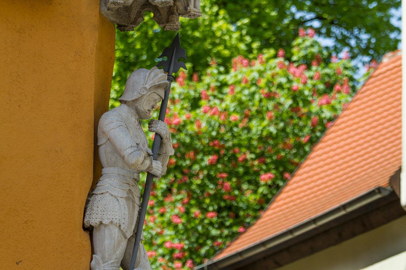 Ротенбург на Таубере, Германия