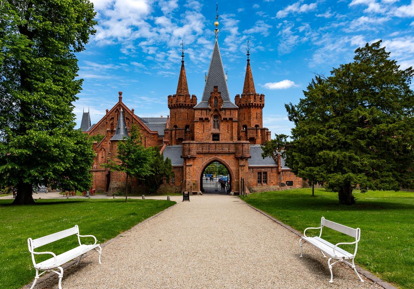 Замок Градец над Моравици