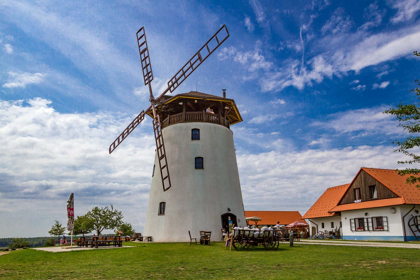 Букованская мельница, Южная Моравия