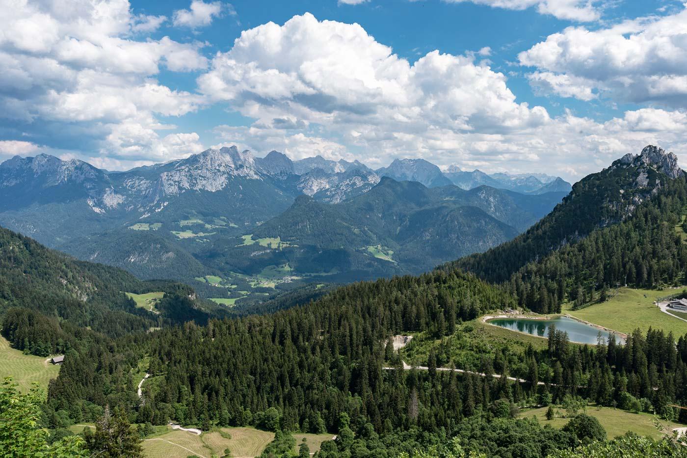 Горные пастбища, Лофер, Австрия