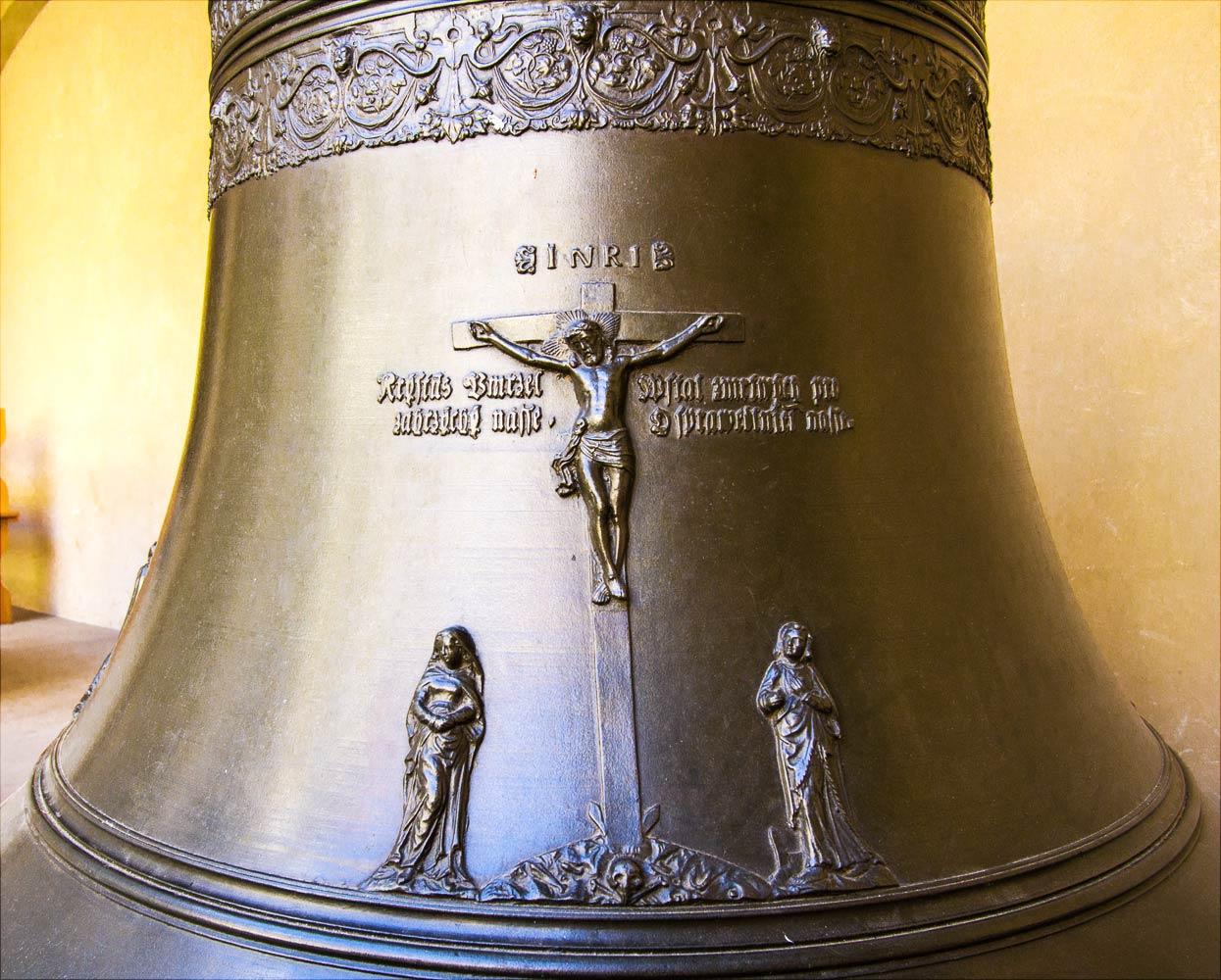 Колокол, замок Розтоки у Праги