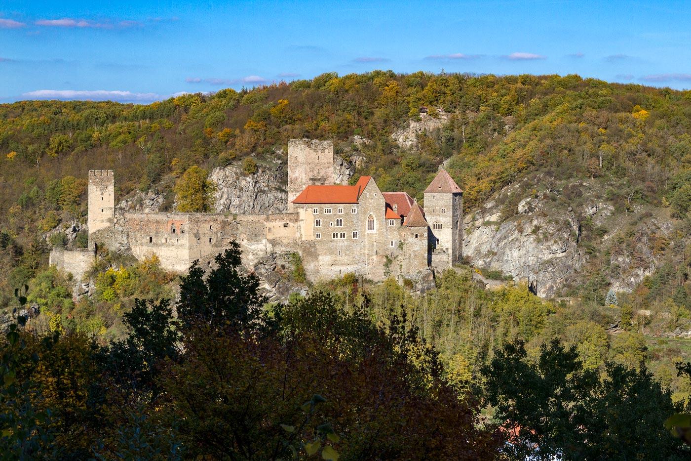 Крепость Хардегг (Hardegg), Австрия